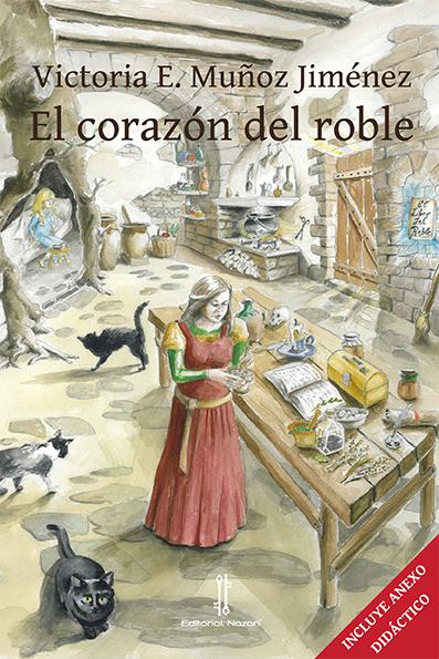 El corazón del roble - cubierta imprenta definitiva - 2014-10-2